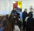 El nuncio apostólico visitó la Fundación Felices los Niños