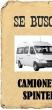 Desaparecen vehículos: Falta la camioneta Sprinter, el camión sigue quemado y Casolati vende micro y ambulancia como chatarra.